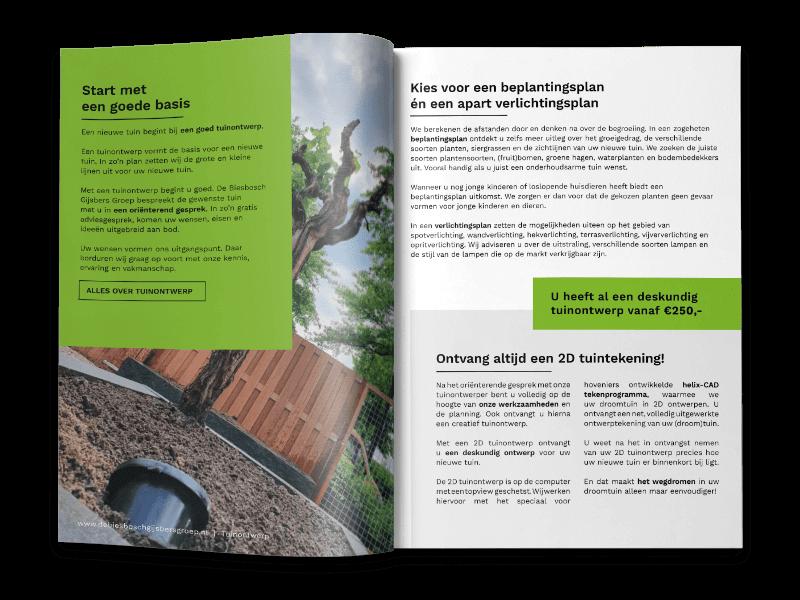 Brochure De Biesbosch Gijsbers Groep