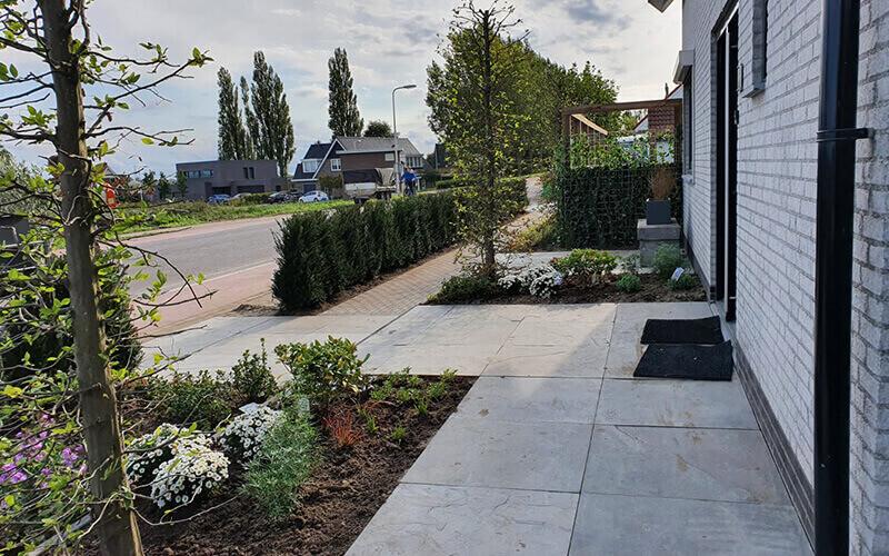 Tuinrenovatie Oud-Beijerland